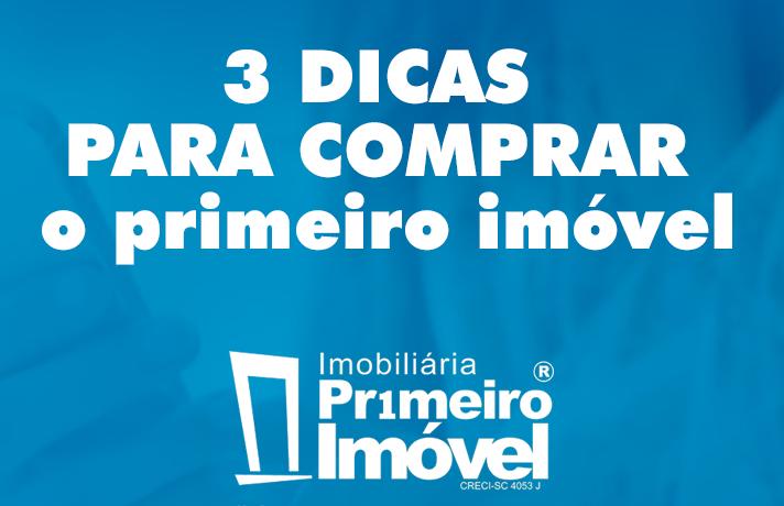 3 DICAS PARA COMPRAR o primeiro imóvel Escrito por Rogerio Guerra, especialista na venda do Primeiro Imóvel